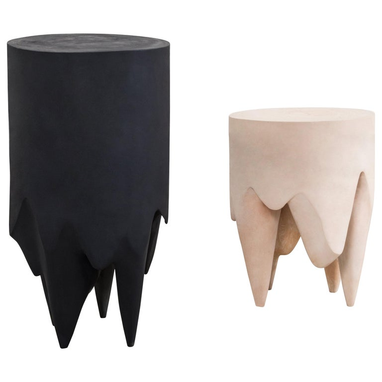Dark Matter Stools by Erica Sellers