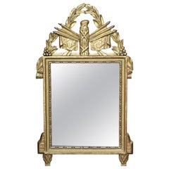 18th century French Directoire Period Mirror
