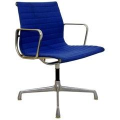 Mid-Century Modern Charles Eames Herman Miller EA108 Swivel Office Chair, 1960s