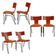 Anziano Chairs by John Hutton for Donghia