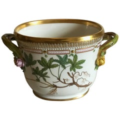 Royal Copenhagen Flora Danica Oval Wine Cooler No 20/3569