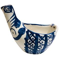 "Picasso Edition Madoura Ceramic ""Sujet Poule"", 1954"