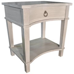 Mike Bell Cushing End Table with Drawer