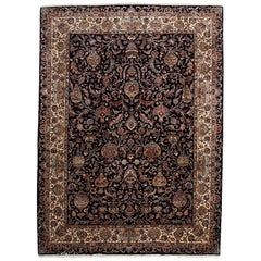 Kashmar, Hand-Knotted Area Rug