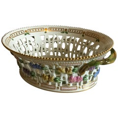 Royal Copenhagen Flora Danica Fruit Basket No 20/3536