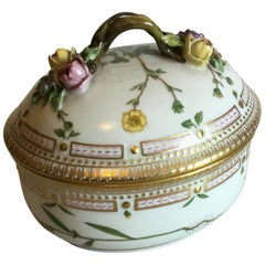 Royal Copenhagen Flora Danica Large Sugar Bowl or Little Tureen No 20/3582