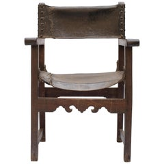 Spanish Friars Chair, Mid-17th Century