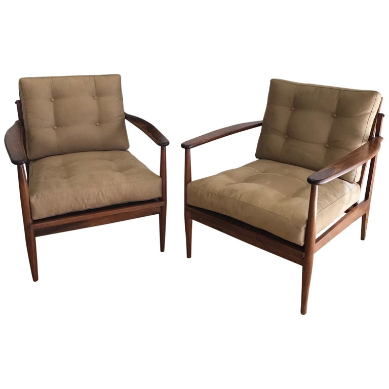 1960s Brazilian Armchairs For Sale