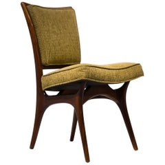 Vladimir Kagan Dining Chair with Signature