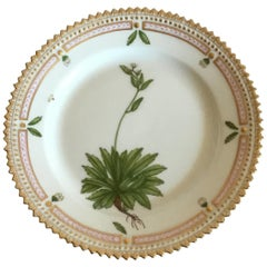 Royal Copenhagen Flora Danica Cake Plate No 20/3552