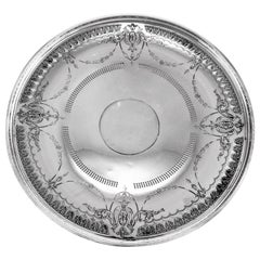 Towle Silversmiths Platters and Serveware
