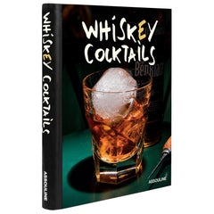 """Whiskey Cocktails"" Book"