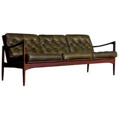 Ib Kofod-Larsen Sofa Model Kandidaten, 1950s