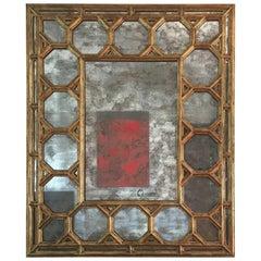 21st Century Gilded Mirror