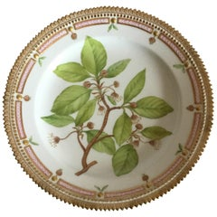 Royal Copenhagen Flora Danica Lunch Plate No 20/3550