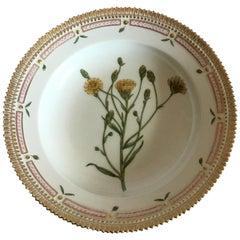 Royal Copenhagen Flora Danica Deep Plate No 20/3546