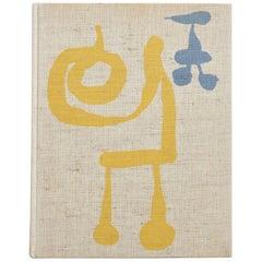 "Walter Erben & Joan Miró ""Joan Miró"" Book, 1970"