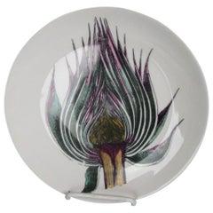 Piero Fornasetti Sezioni Frutta Plate, #4, 1960s