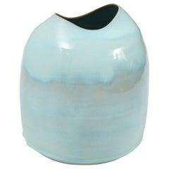 Studio-Made Porcelain Vase by Tonya Gomez