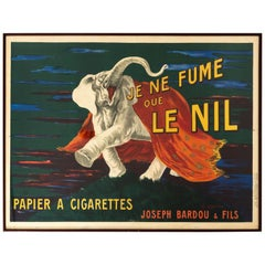 French Advertising Poster
