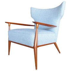 """The Christopher Anthony Ltd. """"Twin Palms"""" Armchair"""
