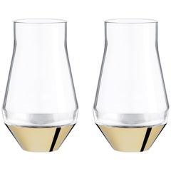 Puiforcat Orfevre Sommelier Set of Two Liqueur Glasses by Michael Anastassiades