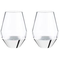 Puiforcat Sommelier Set of Two Dessert Wine Glasses by Michael Anastassiades