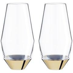 Puiforcat Orfevre Sommelier Set of Two Champagne Glasses, Michael Anastassiades