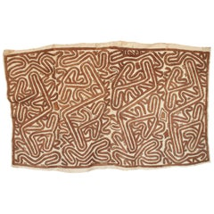 Mid-20th Century Tapa Cloth, Papua New Guinea