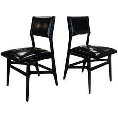 Iconic Gio Ponti Chairs, Italy 1958, Set of Six