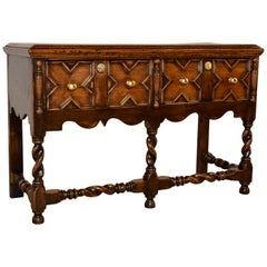 19th Century English Sideboard