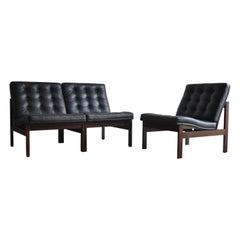 Modular Seating Group by Ole Gjerløv-Knudsen & Torben Lind for France & Son 1962