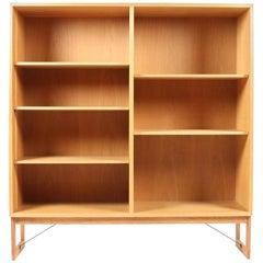 Oak Bookcase by Børge Mogensen
