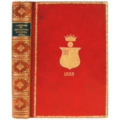 Century of Continental History 1780-1880 by J.H. Rose, M.A