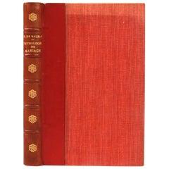 Physiologie du Mariage by Honoré de Balzac