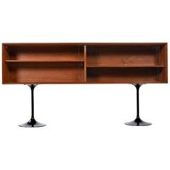 Bookshelf Console Cabinet Credenza by Dyrlund of Denmark