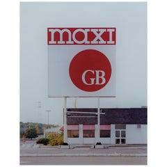 C-Print, Untitled, 'Maxi' by Frank Breuer