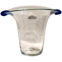 Blenko Handcrafted Midcentury Glass Vase