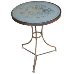 Antique French Bistrol Table