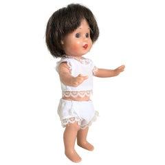 """Midcentury Antique """"Mariquita Perez"""" Doll"""