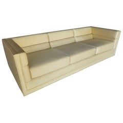 """Channel"" Sofa Designed by Roger Sprunger for Dunbar"