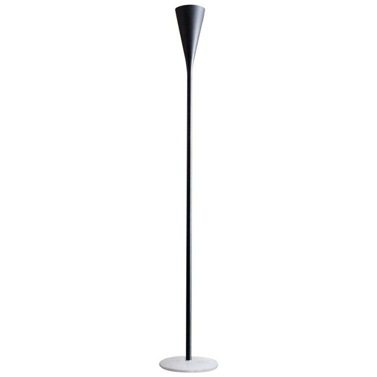 Angelo Lelli for Arredoluce Italy Torchiere 'Luminator' Floor Lamp