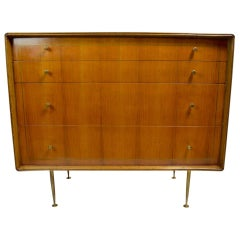 Mid Century  Chest Probably Italian after Ponti