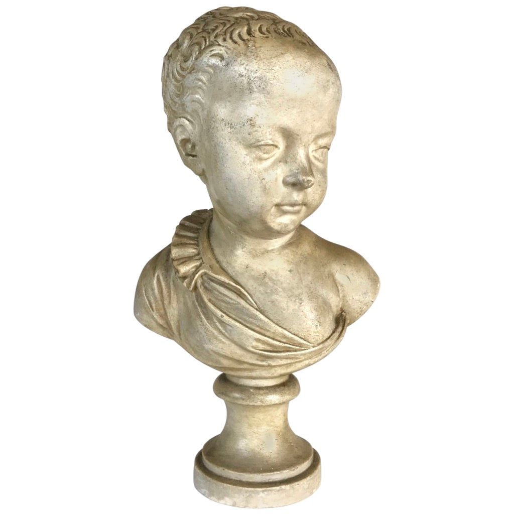 Atelier Musee Du Louvre after Pilon Germain, King Henri II Bust, 1850s, France