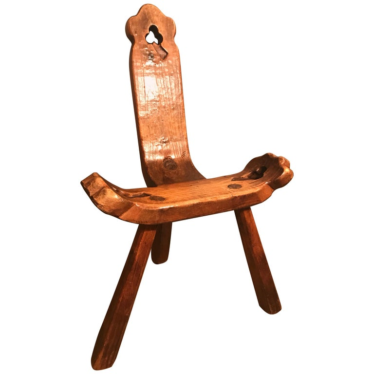 Antique Milking Stool For Sale At 1stdibs