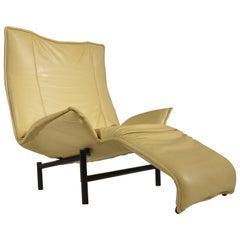 Veranda Lounge Chair by Vico Magistretti for Cassina