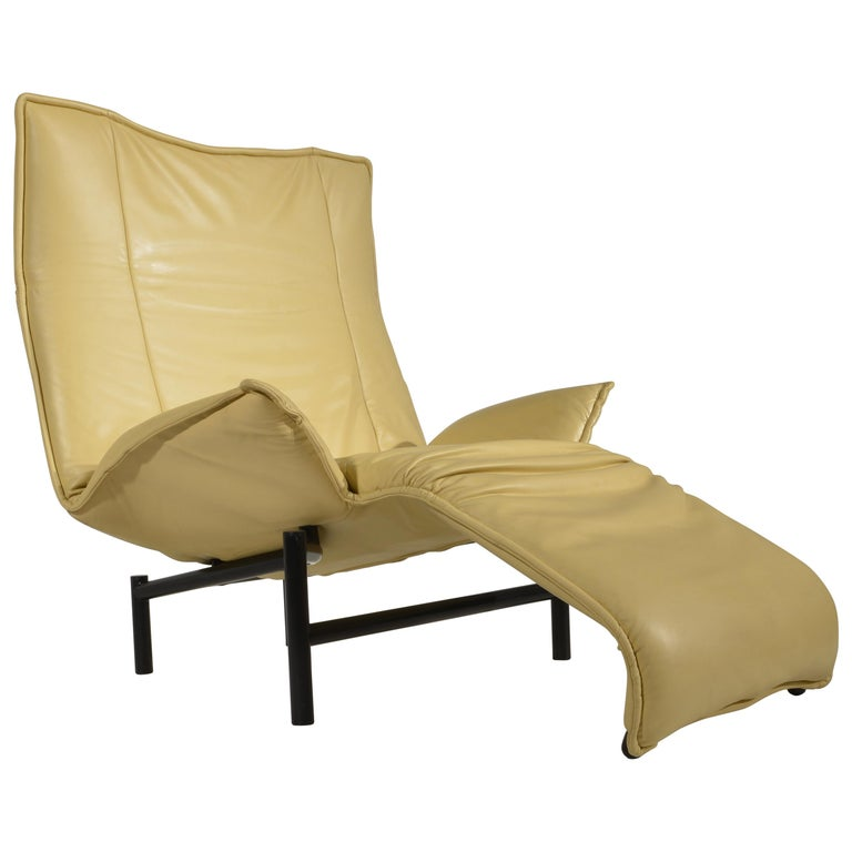 Veranda Lounge Chair by Vico Magistretti for Cassina