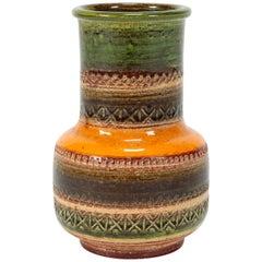 "Aldo Londi ""Sahara"" Vase Bitossi, 1960s"