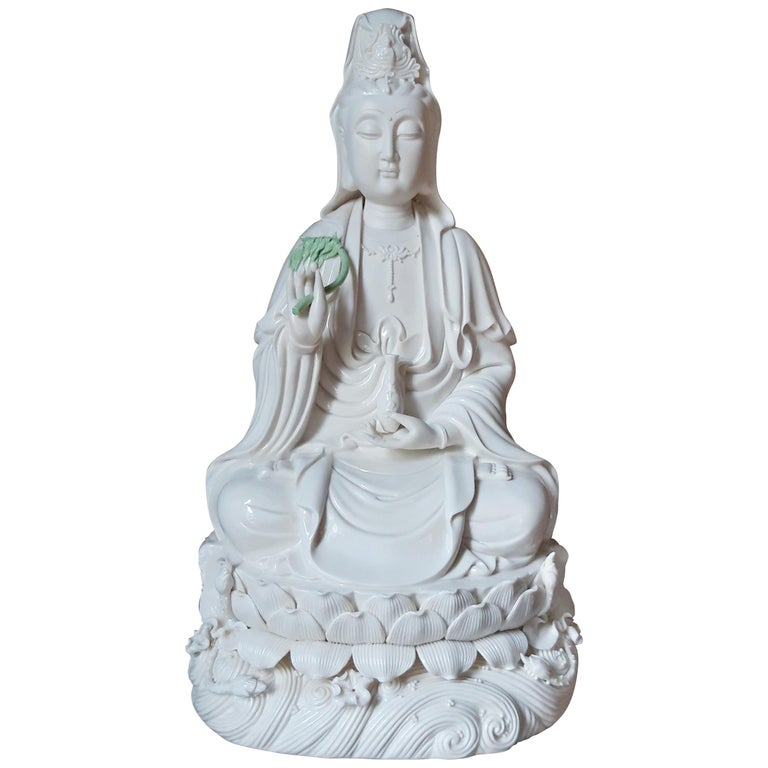 Buddha Blanc de Chine in Original Case