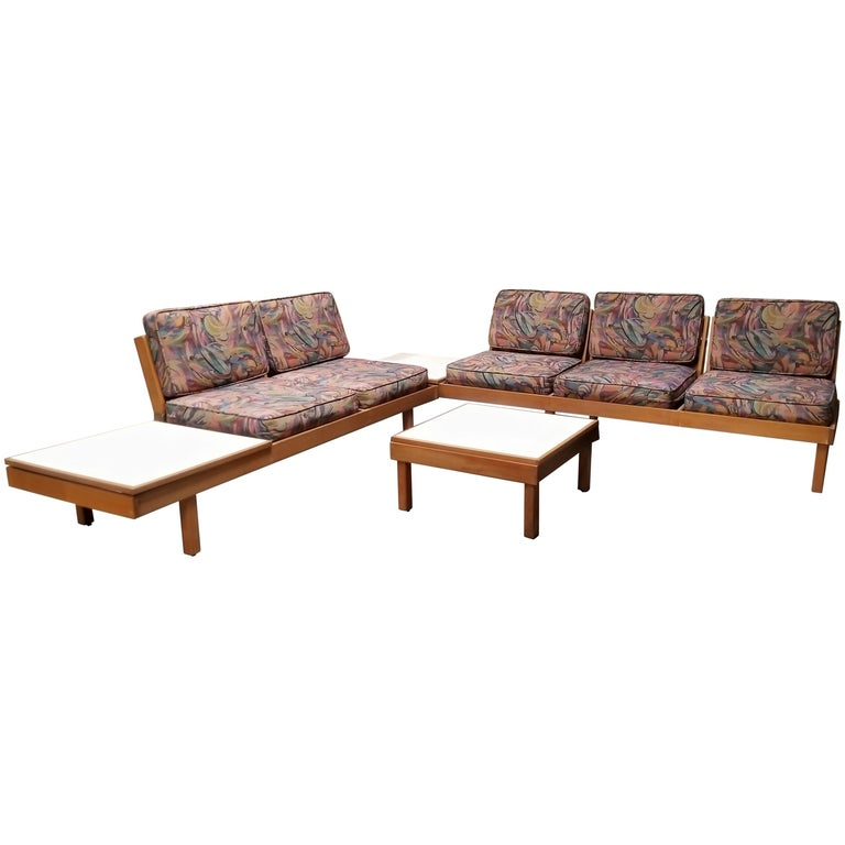 Martin Borenstein Modular or Sectional Sofa